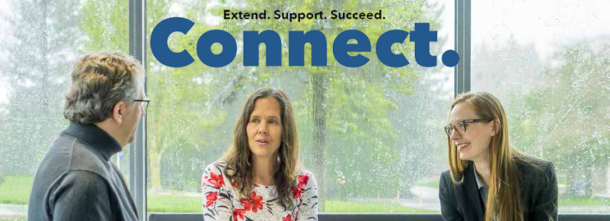 Extend. Support. Succeed. Connect.