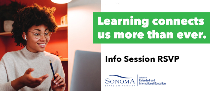 Fall 2020  Learning connects us more than ever. Info Session RSVP