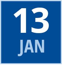Jan 13 date