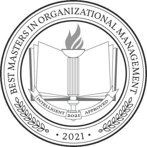 Masters in Organizational Management badge