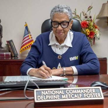 Delphine Metcalf-Foster